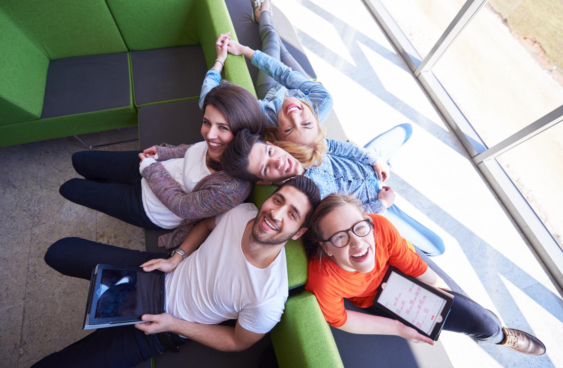 Studenti Aarhus univerzity v Dánsku