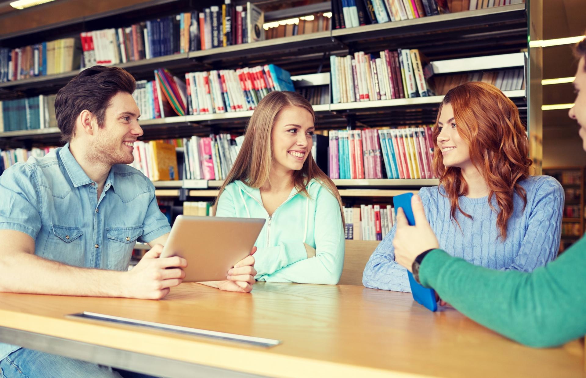 Studenti IBA Dánsko