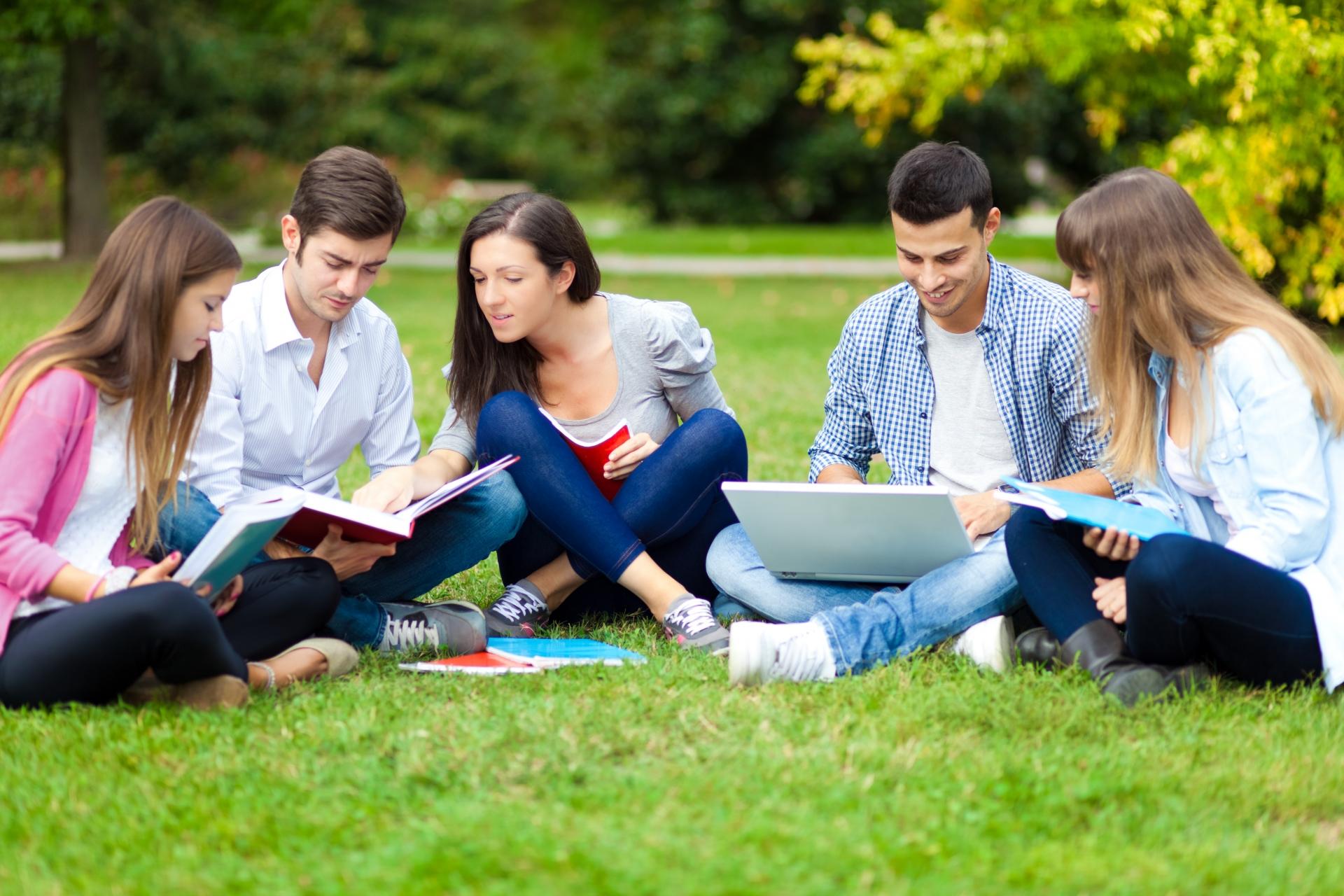 Studenti UCN v Dánsku