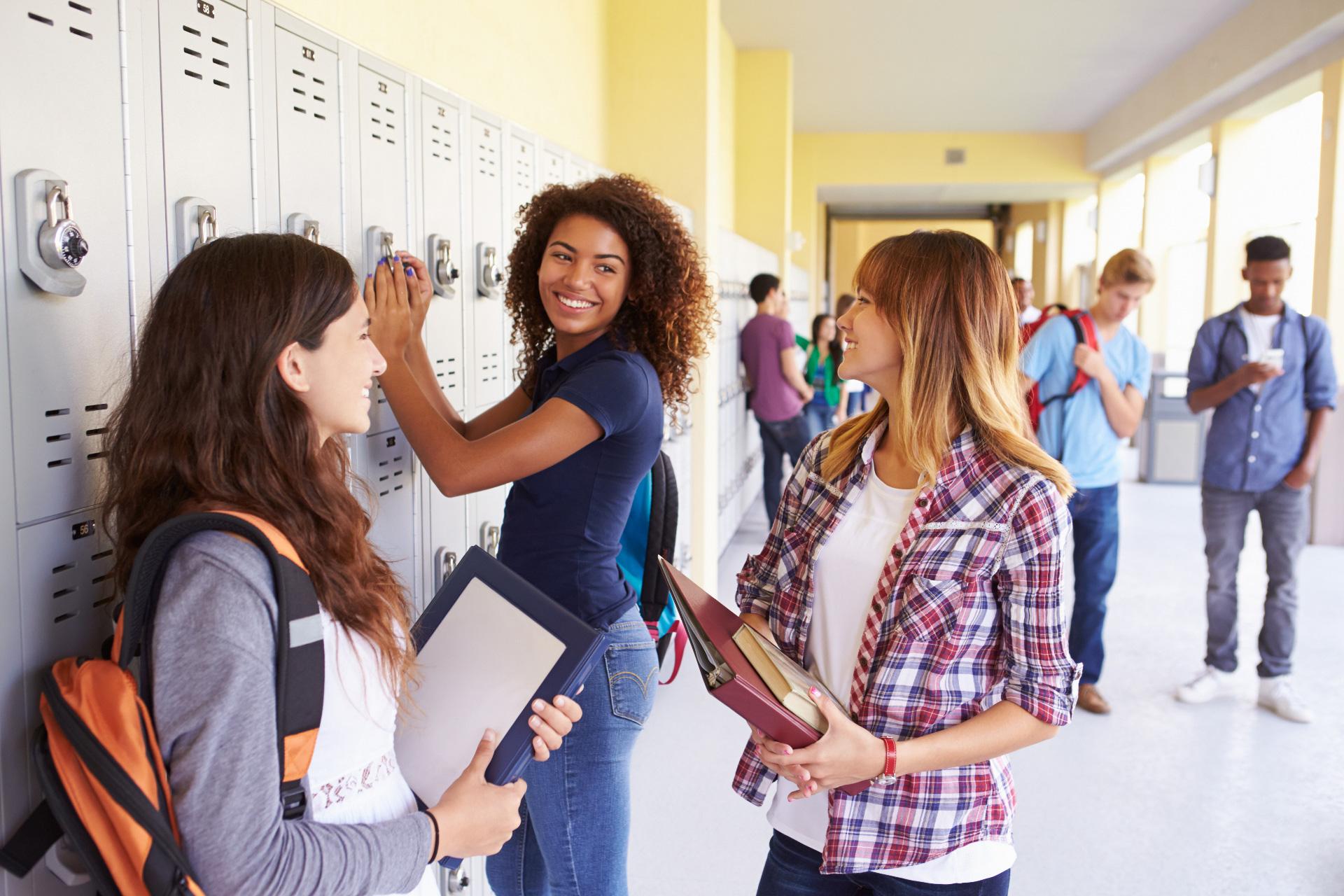 studenti na univerzitě v Dánsku
