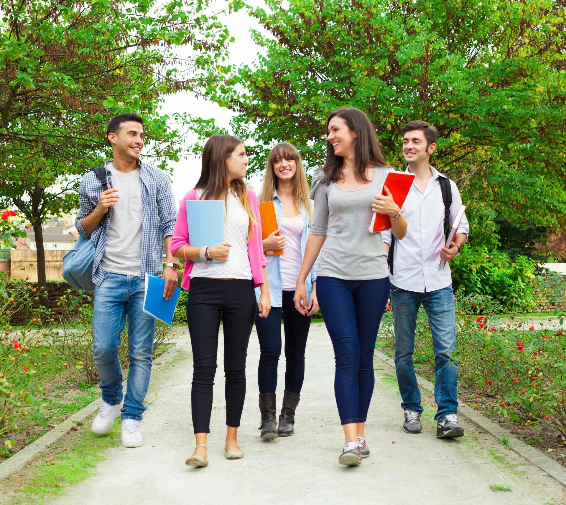 studenti magisterskeho studia v dansku